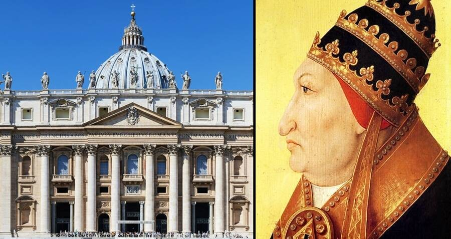 From Hosting Orgies In The Vatican To Stealing Riches, This Pope Was The Most Scandalous In History