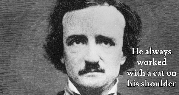21 Reasons Edgar Allan Poe's Life Was Stranger Than Fiction